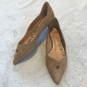 NWOT Sam Edelman Pointed Toe Flats